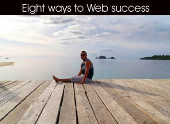 Eight ways to Web success: